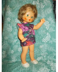 Красивая  характерная кукла   70е г.г.