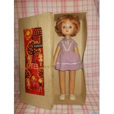 ЗОЯ ходячая Фабрика сувенирных и подарочных игрушек 70е годы в коробке