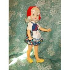 Красная Шапочка Мотовилова Ленигрушка клеймо мишка 70е годы