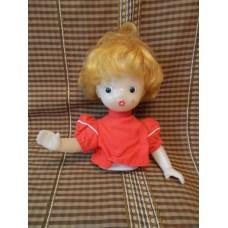 Бюстик куклы Луша (на чайник 70е годы)