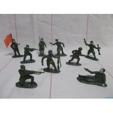 Солдатики СССР Набор солдатиков Прогресс