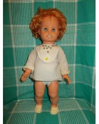 ГДР  Кукла в cветлом платьице 70- 80е г.г.